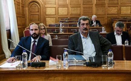 Novartis: Εξαιρέθηκαν Τζανακόπουλος - Πολάκης