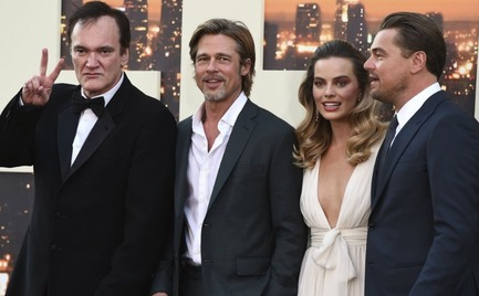 «Once Upon a Time in Hollywood»: Λαμπερή πρεμιέρα με Ταραντίνο, Πιτ και Ντι Κάπριο (trailer)