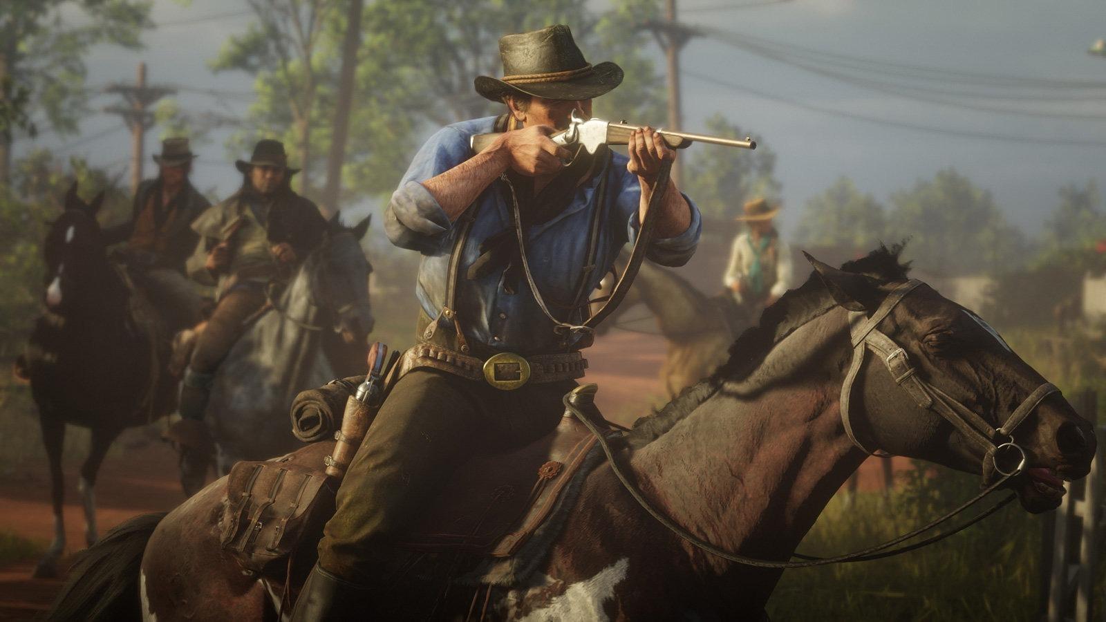 Red Dead Redemption 2 για PC