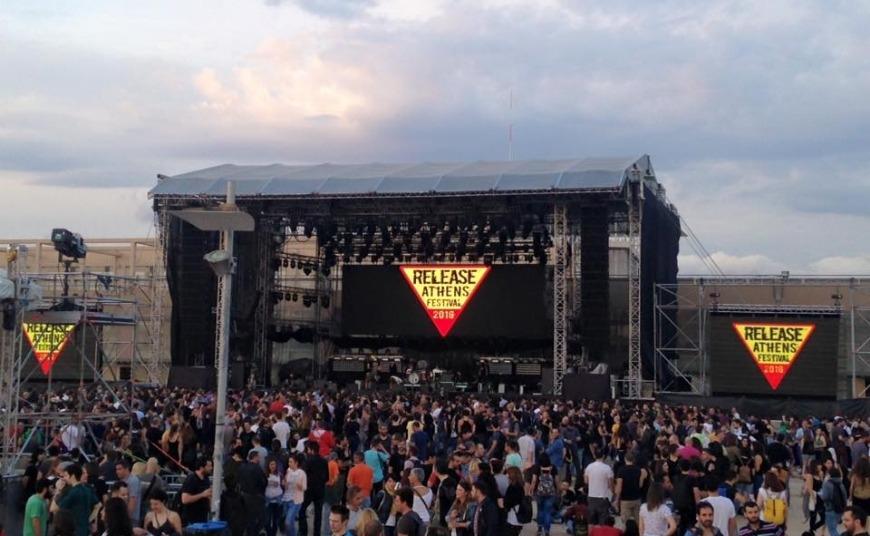 Release Athens Festival: Manowar, Rhapsody Of Fire, Imperia, Battleroar