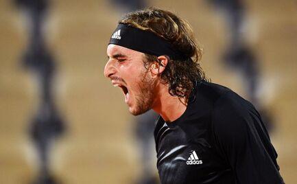 Roland Garros: Μεγάλη πρόκριση με ανατροπή για Τσιτσιπά