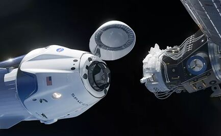 SpaceX: Έφτασαν στον Διεθνή Διαστημικό Σταθμό οι αστροναύτες της NASA
