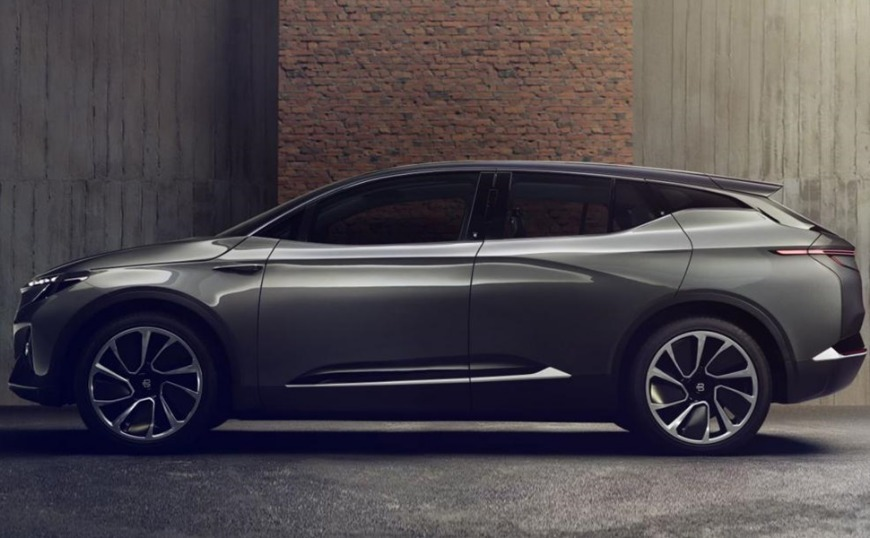 Tο ηλεκτρικό SUV της Byton πατάει Ευρώπη
