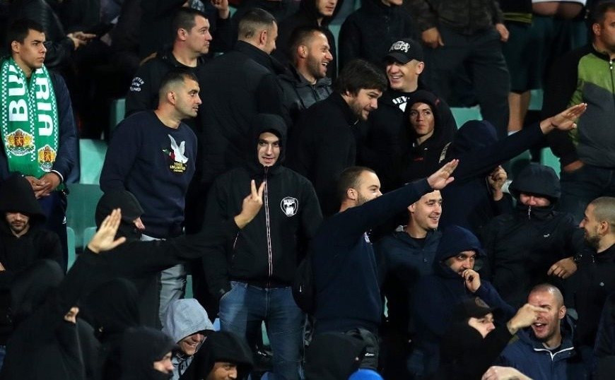 UEFA: Έντονες αντιδράσεις προκάλεσε η ποινή στην Βουλγαρία
